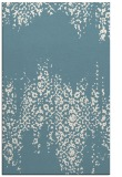 rug #1106054 |  white damask rug