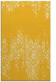 rug #1106062 |  yellow traditional rug