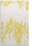 rug #1106070 |  yellow faded rug