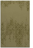 rug #1106094 |  light-green damask rug
