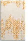 rug #1106110 |  light-orange damask rug