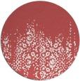 rug #1106349 | round damask rug