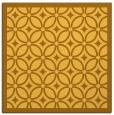 rug #110649 | square light-orange borders rug