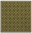 rug #110677 | square light-green borders rug