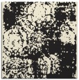 rug #1106874 | square black natural rug