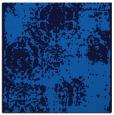 rug #1106882 | square blue traditional rug