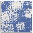 rug #1106898 | square blue natural rug