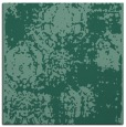 rug #1106906 | square blue-green traditional rug