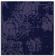 rug #1106938 | square blue-violet damask rug