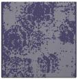 rug #1106942 | square blue-violet traditional rug