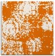 rug #1107058   square orange natural rug
