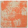 rug #1107062 | square orange natural rug