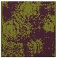 rug #1107090 | square purple faded rug