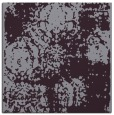 rug #1107098 | square purple faded rug