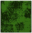 rug #1107134 | square light-green damask rug