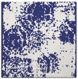 rug #1107146 | square white faded rug