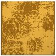 rug #1107178 | square light-orange traditional rug