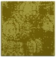 rug #1107186 | square light-green faded rug