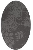 rug #1107370 | oval traditional rug