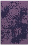 rug #1107686 |  purple traditional rug