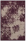 rug #1107750 |  pink damask rug