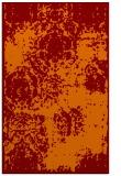rug #1107790 |  orange popular rug