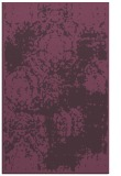 rug #1107822 |  purple traditional rug