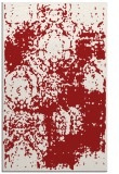 rug #1107846    red faded rug