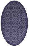 rug #110787 | oval borders rug