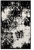 rug #1107874 |  black damask rug