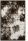 rug #1107886    brown damask rug