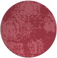 rug #1108052 | round faded rug