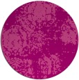 rug #1108174   round pink traditional rug