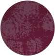 rug #1108192 | round faded rug