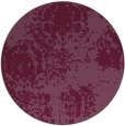 rug #1108193 | round faded rug