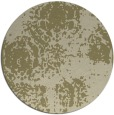 rug #1108304 | round faded rug