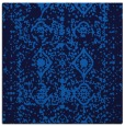 rug #1108722   square blue faded rug