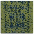 rug #1108734   square blue faded rug