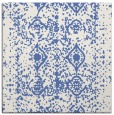 rug #1108738 | square blue faded rug