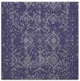 rug #1108782 | square blue-violet rug