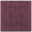 rug #1108926   square purple faded rug