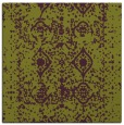 rug #1108930 | square purple faded rug