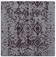 rug #1108938 | square purple traditional rug