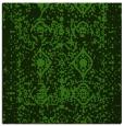 rug #1108974 | square light-green popular rug