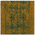 rug #1109020 | square faded rug
