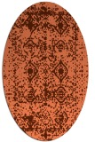 rug #1109275   oval rug