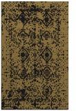 rug #1109454 |  brown damask rug