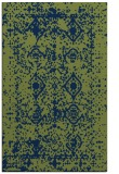 rug #1109470 |  green damask rug