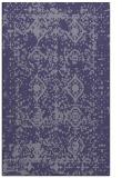 rug #1109518 |  blue-violet rug