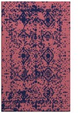 rug #1109522 |  blue-violet traditional rug